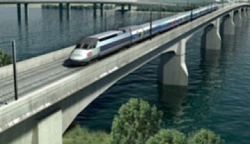 High speed line Tours-Bordeaux